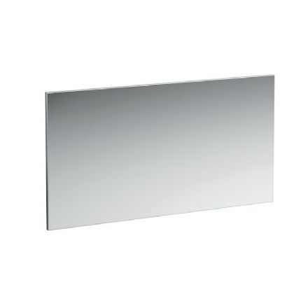 447408 - Laufen Frame 25 1300mm x 700mm Mirror with Aluminium Frame - 4.4740.8